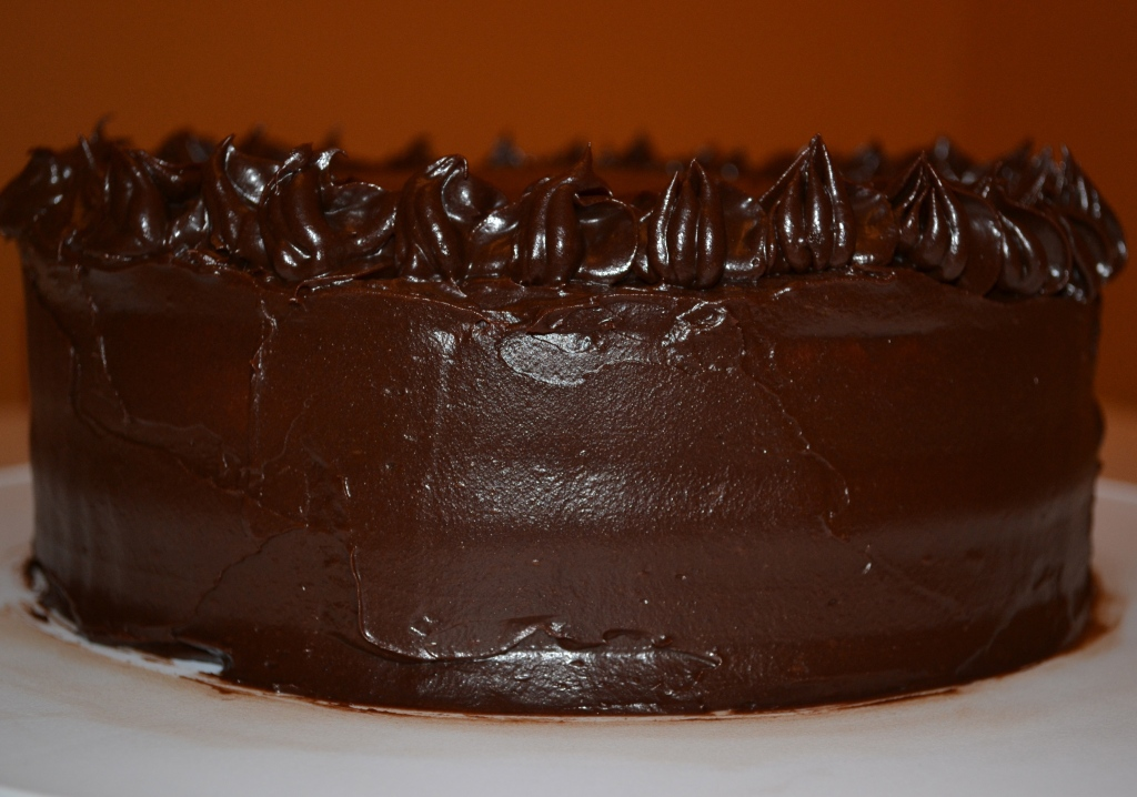 Chocolate Fudge Layer Cake Anna Olson