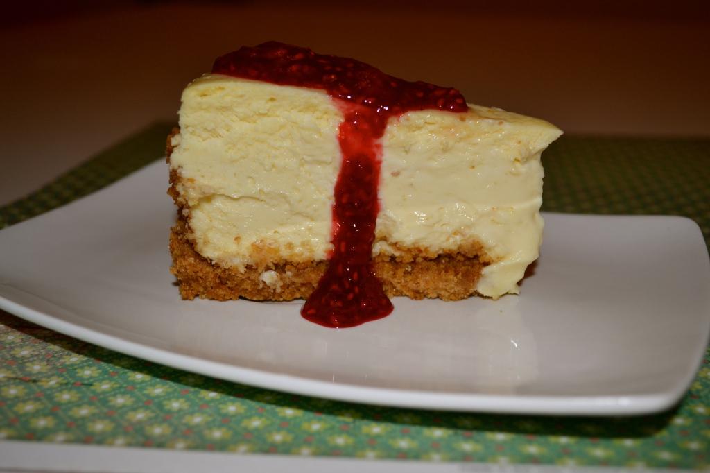 Luscious Vanilla Cheesecake Valerie Baking With Anna Olson