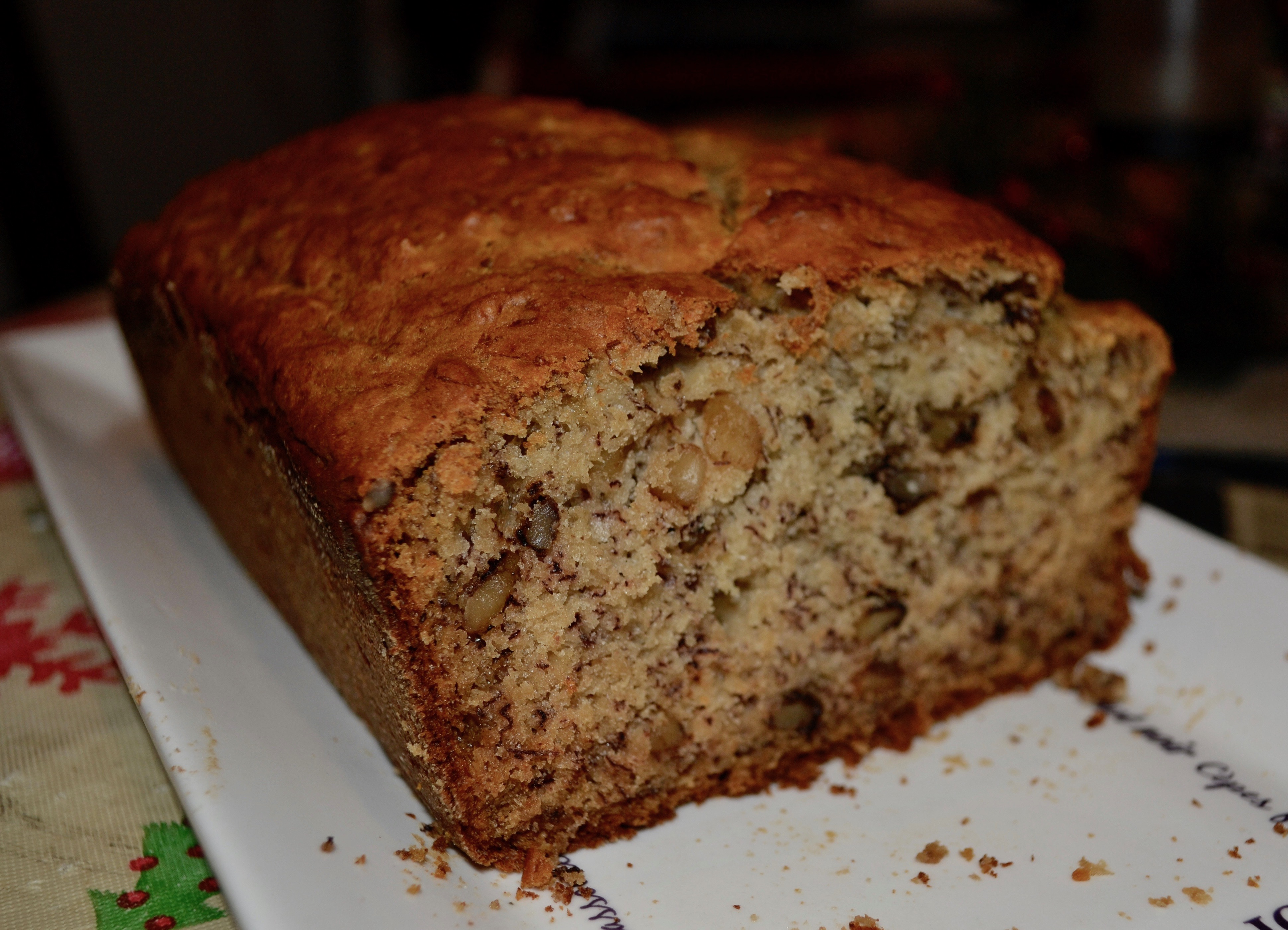 Anna Olson Honey Spice Cake Recipe